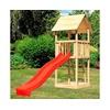 ABUKI Spielturm Rosie, BxTxH: 440x264x345 cm,mit Schaukel,Sandkasten,Rutsche,Leiter