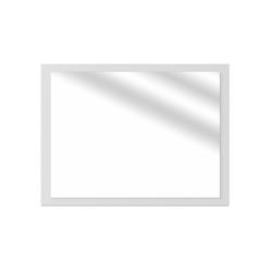 Vicco Badspiegel 45 x 60cm Weiß hochglanz Badezimmerspiegel Spiegel Hängespiegel