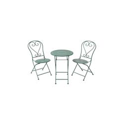 BUTLERS Gartenstuhl BOVERY Set für 2 Personen