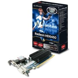 Sapphire Radeon HD 6450 1GB GDDR3 625MHz (11190-02-20G)