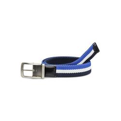 Walbusch Herren Dehn-Gürtel Blau mehrfarbig 100cm 100cm