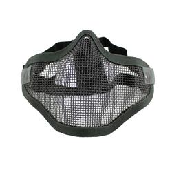 Softairschutzmaske grau