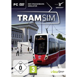 TRAMSIM - DER STRAßENBAHN-SIMULATOR PC USK: 0