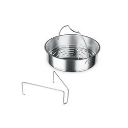 Fissler Dampfgareinsatz, mit Dreibein Ø 20 cm