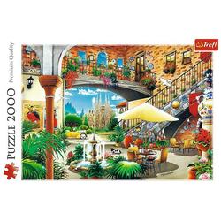 Vista von Barcelona (Puzzle)