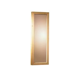 Karibu Saunafenster, für 40 mm Sauna, BxH: 42x185 cm