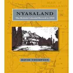 NYASALAND: eBook von David Thompson