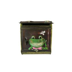 HTI-Line Briefkasten Briefkasten Frosch Briefkasten Frosch (1-St)