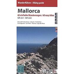 Wanderführer Mallorca; Hiking Guide Mallorca - Buch