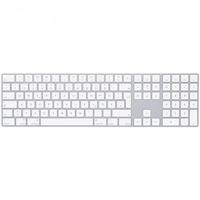 Apple Magic Keyboard mit Ziffernblock CH silber (MQ052SM/A)
