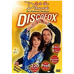 Get the Dance - Discofox - DVD  Filme