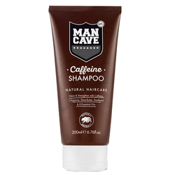 ManCave Caffeine Shampoo 200 ml