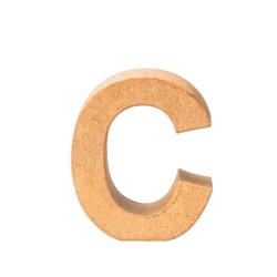 VBS Deko-Buchstaben Papp-Buchstabe, 17,5 cm hoch 15.0 cm x 17.5 cm x 5.5 cm