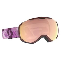 Scott - Faze II White/Cassis Pink  - Skibrillen