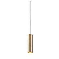 Licht-Trend Pendelleuchte Eye M Ø5,5cm Gold