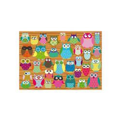 Schmidt Spiele Puzzle Eulen-Collage, 500 Teile, Puzzleteile