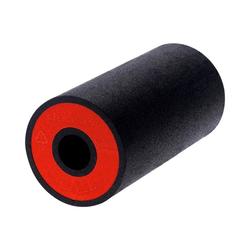 Deuser-Sports Massagerolle Yogarolle Pilatesrolle Faszienrolle Rolle Pilates, schwarz rot 32 x 16 cm