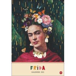 Frida Kahlo Posterkalender 2021