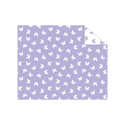 URSUS Motivpapier Schmetterlinge, 68 cm x 49,5 cm lila