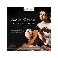 Siegfried Behrend (Mandoline, Leitung), Das Deutsc, - Mandolinenmusik (CD)