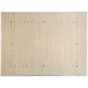 THEKO Gabbeh-Teppich Lori Dream 3961 beige 70 cm x 140 cm