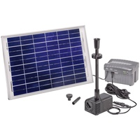 esotec Solar Pumpen Set Siena LED