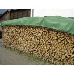 Holzstapelabdeckplane, extra stark, Gewicht 210 g/m², 1,5 x 6 m