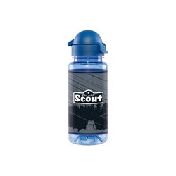 Scout Trinkflasche Zubehör Trinkflasche grau