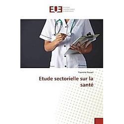 Etude sectorielle sur la santé