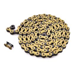 "KHE Fahrradkette KHE BMX Kette 1/2 x 1/8"" gold"