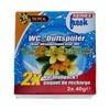 Reinex fresh WC-Duftsteine, Nachfüllpack 2 x 40 g, Tropical
