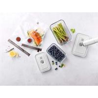Zwilling Fresh & Save Vakuum Starterset Borosilikatglas 7-tlg.