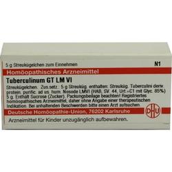 LM TUBERCULINUM GT VI Globuli 5 g