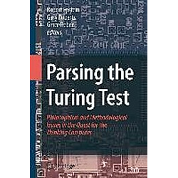 Parsing the Turing Test - Buch