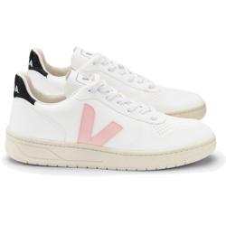 Veja - V10 Cwl White Petale Black - Sneakers - Größe: 37