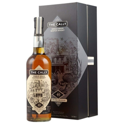 The Cally Limited Release 2015 Single Grain Whisky 40 Jahre