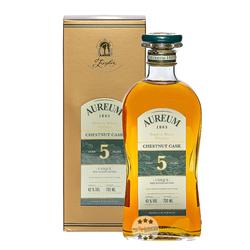Ziegler Aureum 1865 5 Jahre Chestnut Cask Whisky