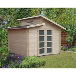 Carlsson Gartenhaus Aktiva, mit Imprägnierung