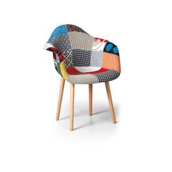 Kleiner patchwork-sessel break