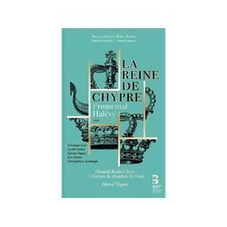 Flemish Radio Choir/Orch.de chambre de Paris/Ni - La Reine Chypre (2 CD+Buch) (CD)