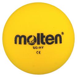 Molten® Soft-Schaumstoffball, Gelb, 21 cm, Schaumstoff