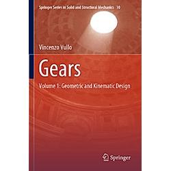 Gears. Vincenzo Vullo  - Buch