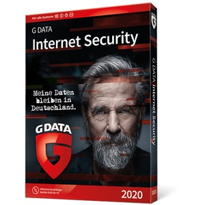 G DATA Internet Security 1 PC 2021 VOLLVERSION GDATA sofort per EMAIL digital