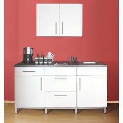 Menke Küchen Küchenzeile Rack-Time Junior 180, mit E-Geräten