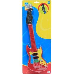 Doremini Rockgitarre rot 40cm E-Gitarre