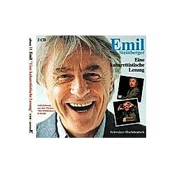 Emil  Eine kabarettistische Lesung  2 Audio-CDs - Hörbuch
