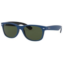 RAY BAN Sonnenbrille NEW WAYFARER RB2132 blau XL