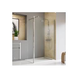 Schulte Walk-in-Dusche Toura 90 cm