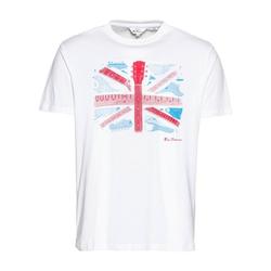Ben Sherman T-Shirt GUITAR UNION (1-tlg) L