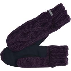 Handschuhe COAL - The Bobbie Mitten Aubergine (01) Größe: OS